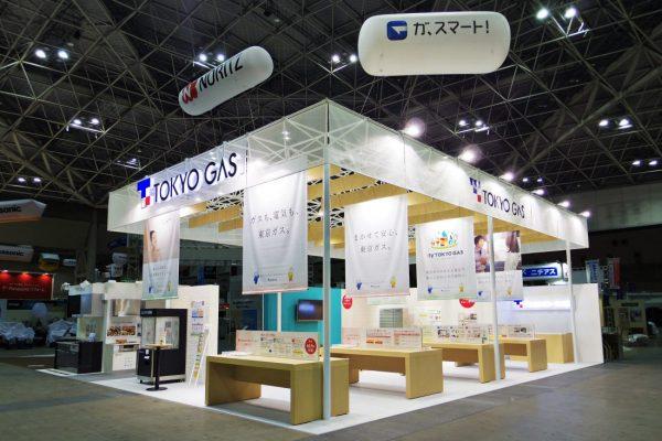 ジャパン建材フェア|東京ガス